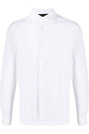 DELL'OGLIO Classic button-up shirt