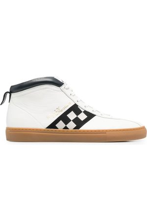Bally Vita-Parcours high-top trainers