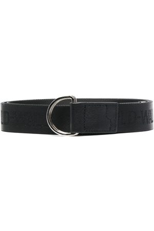 A-cold-wall* Men Belts - Logo-jacquard belt