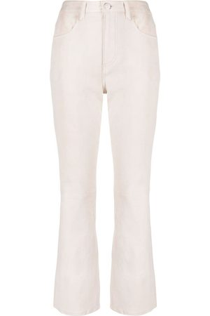 Closed Women High Waisted - High-waisted cropped jeans