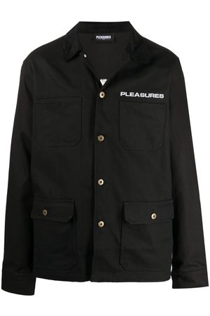 Pleasures Men Shirts - Spike Chore shirt jacket