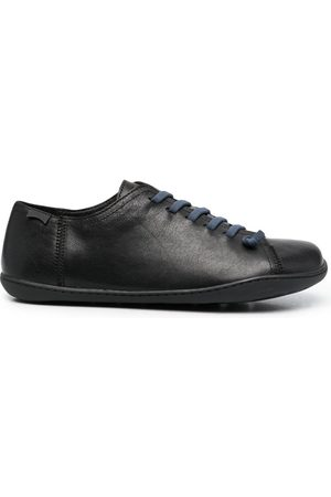 Camper Asymmetric-toe low-top leather sneakers