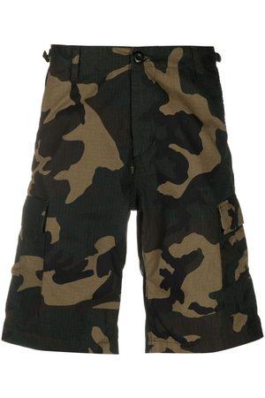 Carhartt Aviation camouflage-print shorts