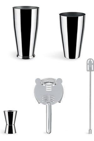 Alessi Sets - Boston cocktail shaker gift set (set of 4)