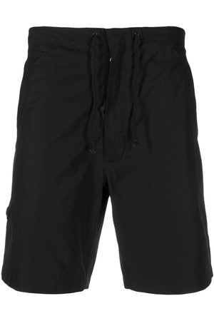 Maharishi Men Shorts - Patch-embellished cargo shorts