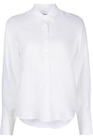 Reformation Preston linen shirt