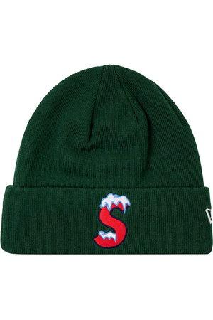 Supreme Beanies - New Era S-logo beanie hat