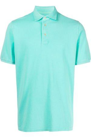 FEDELI Men Polo Shirts - Basic polo shirt