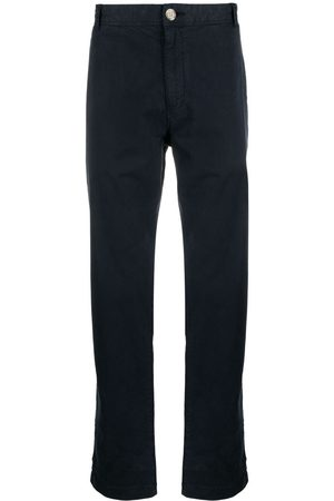 Woolrich Mid-rise straight trousers