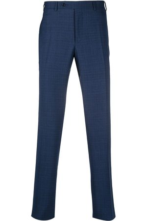 CANALI Men Formal Trousers - Slim-cut tailored trousers