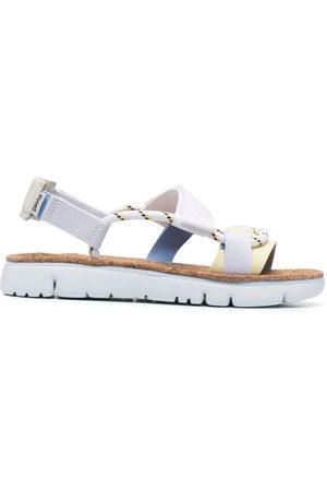 Camper Colour-block open toe sandals