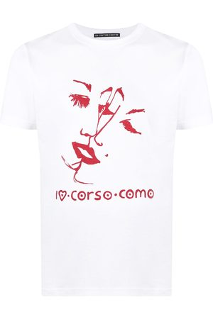 10 CORSO COMO Short Sleeve - Graphic print short-sleeved T-shirt