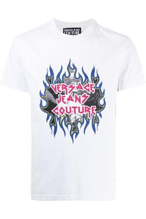 VERSACE Men Short Sleeve - Logo-print T-shirt