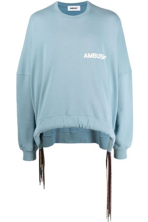 AMBUSH MULTICORD CREWNECK SWEATSHIRT LIGHT