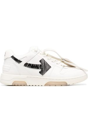 OFF-WHITE Out Of Office lace-up sneakers