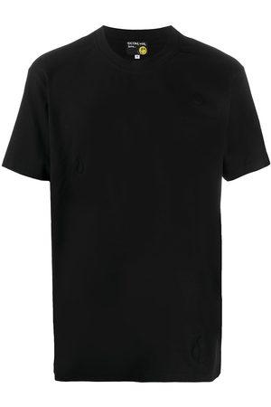 DUOltd Men Short Sleeve - Embroidered logo T-shirt