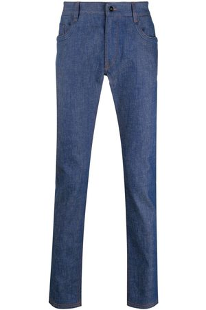 Fendi Five pocket slim-leg jeans