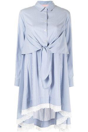 BAPY Lace-trim tunic