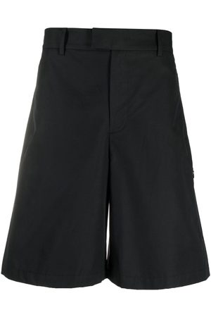 A-cold-wall* Wide-leg bermuda shorts