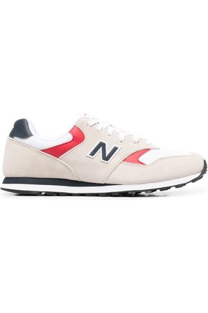 New Balance 393 low-top sneakers