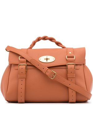 MULBERRY Alexa small classic-grain shoulder bag