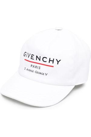 Givenchy Boys Hats - Logo-print baseball cap