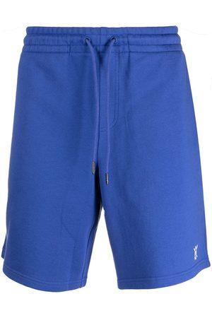 Daily paper Sports Shorts - Embroidered drawstring shorts
