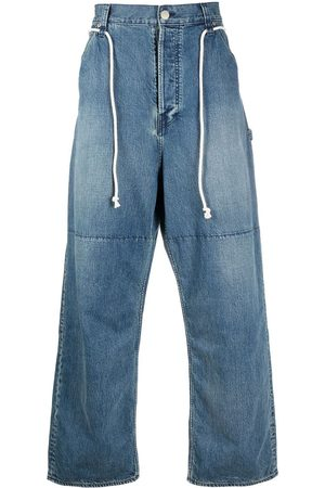 AMBUSH Men Jeans - DRAWSTRING OVERSIZED JEANS NO COLOR
