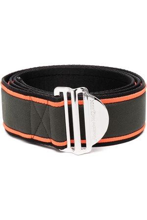 Alexander McQueen Men Belts - Logo buckle belt