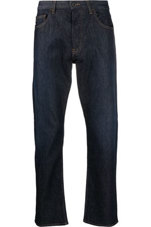 Emporio Armani Men Straight - Straight-cut denim jeans