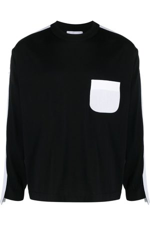AMBUSH TAPED KNIT SWEATER