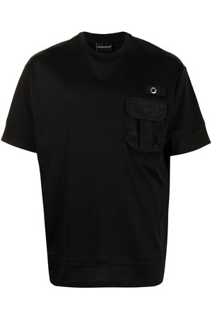 Emporio Armani Patch pocket T-shirt