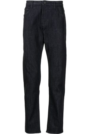 Armani Straight-leg cotton jeans