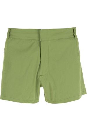 AMIR SLAMA Men Swim Shorts - Zip-detail shorts