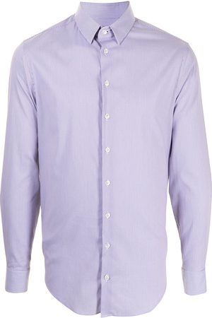 Armani Stripe print cotton shirt