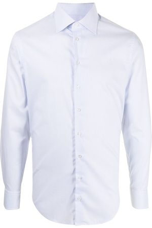 Armani Long-sleeved cotton shirt