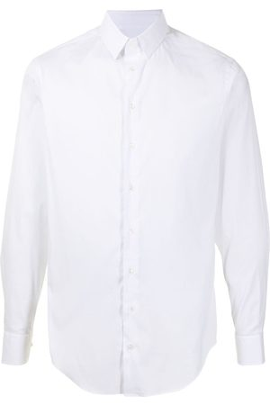 Armani Long-sleeved button-up shirt