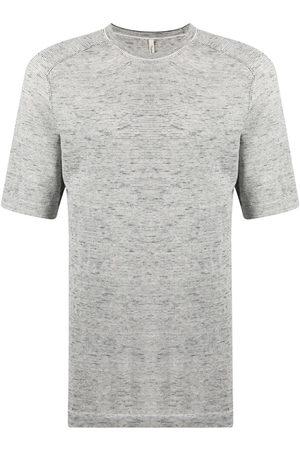 TRANSIT Round neck striped T-shirt