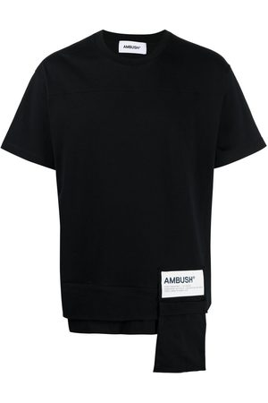 AMBUSH T-shirts - WAIST POCKET JERSEY T-SHIRT WHITE