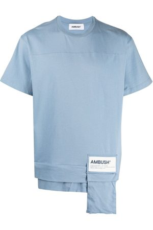 AMBUSH Logo-patch short-sleeve T-shirt