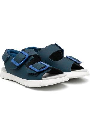 Camper Oruga double-buckle sandals