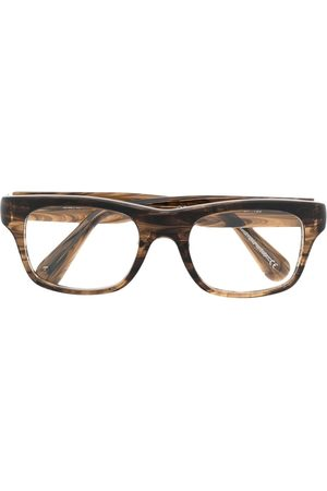 Oliver Peoples Brisdon square glasses
