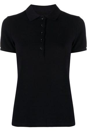 Maison Margiela Logo-embroidered polo shirt