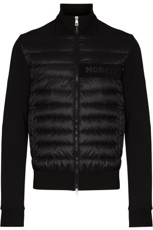 Moncler Men Jackets - Logo-detail puffer jacket