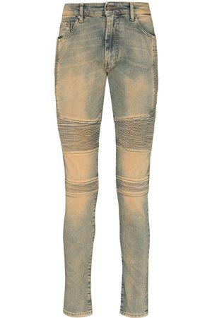 Represent Men Skinny - Biker-style skinny jeans