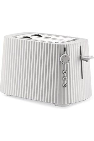Alessi Plissé rib-design toaster