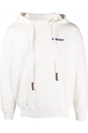 AMBUSH Logo-print hoodie