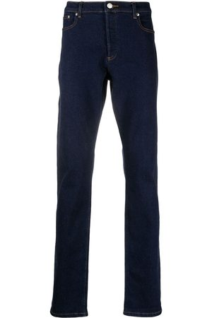 A.P.C. Men Straight - Straight-leg dark-wash jeans