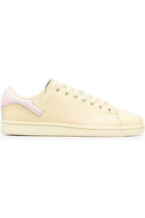 RAF SIMONS Sneakers - Orion leather trainers