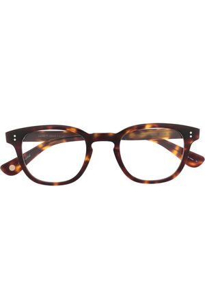 GARRETT LEIGHT Sunglasses - Douglas round-frame glasses